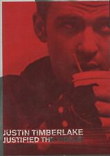 Justin Timberlake : Justified The Videos (DVD)