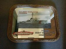 Budweiser Mirror       Great Ships of  the Great Lakes