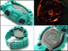BA-111-3A Green Casio Baby-G Analog Digital Resin Band Japan 100M Ladies Watches