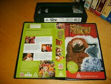 VHS * Best of the Muppet Show * Australian Time Life Issue: 3 full-lenght shows!