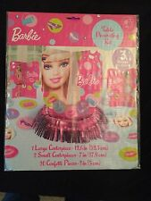 Barbie table Decorating Kit~birthday party decorations,Centerpiece