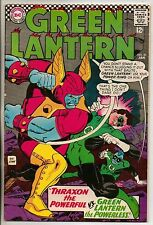 DC Comics Green Lantern #50 January 1967 F+