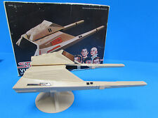 Rare Vintage 1979 Mego Star Trek Vulcan Shuttle & Sled In Orig Box F373