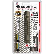 Mag-lite Mag-tac Led Flashlight - Cr123a - Foliage Green (sg2lrb6)