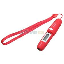 Mini Pen Type Non-Contact Infrared IR Digital LCD Thermometer with Battery #3YE