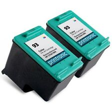Reman HP 93 (C9361WN) Color Ink Cartridge for HP PhotoSmart C3180 C4180 2PK