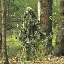 Camo Jungle Yowie Camouflage Ghillie Bionic Training Bowhunting Suit for Hunting
