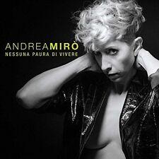 Nessuna Paura Di Vivere - Andrea Miro' CD MESCAL (DISTR.)