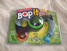 bop it extreme 2new/sealed.very rare,free postage uk