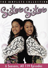 Sister Sister: The Complete Collection (DVD) BRAND NEW!!!!  FREE SHIPPING!!!