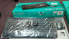 Keyboard and Laser Mouse Logitech Wireless Combo MK520
