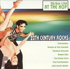 20th Century Rocks: 50's Rock 'n Roll - At The Hop, Various Artists, Good