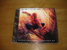 Soundtrack - Spider-Man (Music from and Inspired By) (CD, 2004) VG+