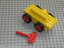 Moteur LEGO vintage Motor Wind Up Motor x384c01 / Set 895 & 890