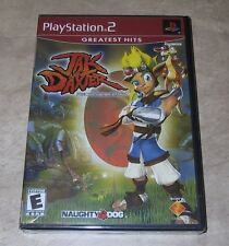 Jak and Daxter The Precursor Legacy NEW factory sealed Sony PlayStation 2 PS2