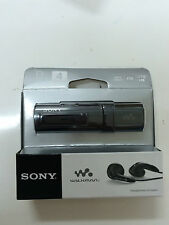 Sony NWZ-B183F Flash MP3 Player Walkman With Built-In FM Tuner (4GB) BLACK