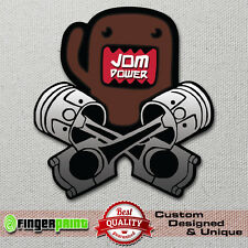 DOMO KUN JDM POWER sticker decal vinyl japan