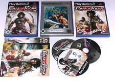 Spiele: PRINCE OF PERSIA ( Sands of Time + Two Thrones+ Warrior Within) KOMPLETT