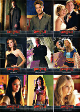 SMALLVILLE 7-10 CRYPTOZOIC SET OF 85 CARDS