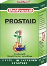Baidyanath Prostaid Tablets for Enlarged Prostate Care