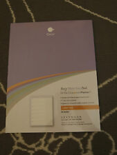 NEW Levenger Busy Mom/Dad Pad for Circa Smart Planner Letter Size 25 Sheets