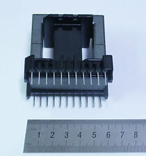 1set NEW EE55B 11+11pins Ferrite Cores bobbin,transformer core,inductor coil