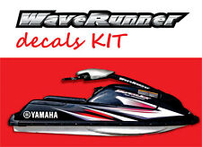 Waverunner yamaha jet ski stickers, Décalques, autocollants, adesivi (stand up)
