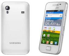 Samsung GALAXY Ace GT-S5830i - White(Unlocked) Smartphone Android Phone UK