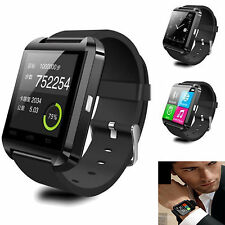 Bluetooth Smart Wrist Watch Music Play For Android LG G Stylo LS770 G4 Note G5