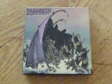 Nazareth: Hair Dog Empty Promo Box[Japan Mini-LP no cd slade ac/dc status quo QG