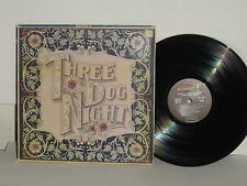 THREE DOG NIGHT Seven Separate Fools LP Dunhill Black and White Chained