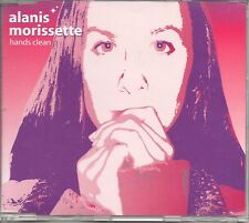 ★ MAXI CD Alanis MORISSETTE Hands clean Promo 1-track Jewel Case    ★