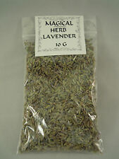 LAVENDER FLOWERS Wicca Pagan Spell Supplies Herbs Incense lavender healing