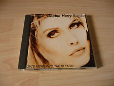 CD Debbie Harry Blondie - Once more into the bleach - Best of incl. Call me