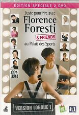 "DVD ""FLORENCE FORESTI & FRIENDS""   2  DVD   neuf sous blister"
