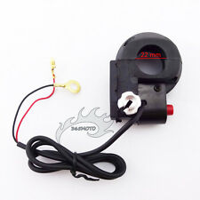 Kill Starter Switch Throttle Housing For 47cc 49cc Pocket Bike Mini Moto Scooter