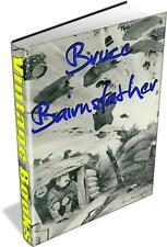 Bruce Bairnsfather British Humourist & Cartoonist 9 Books on DVD Old Bill