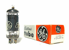6CS6 Vacuum Tube GE NOS NIB McIntosh MR-65B Amp