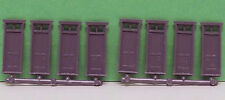 N Scale: VICTORIAN STYLE DEPOT DOORS by GRANDT LINE #8017