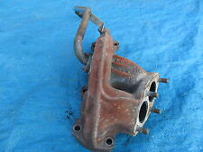 EXHAUST MANIFOLD WITH EGR PIPE from BMW 318 i SE E46 SALOON 1998