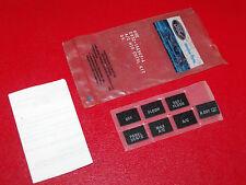 NOS 1989 90 91 92 93 94 Ford Tempo Mercury Topaz AC/HTR control applique pkg