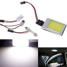 Super Brillante Panel T10 Festoon BA9S 24 LED COB Luz COCHE Interior Blanco