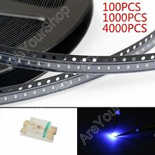 0603 SMD LED Red Green Blue Yellow White Orange Purple 7Color Light Diodes  BS1