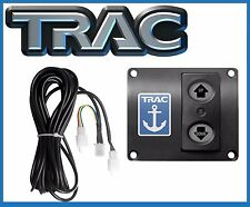 """TRAC Anchor Winch """" 2nd Switch Kit """" Suits all Trac Electric Boat Drum Winches"""