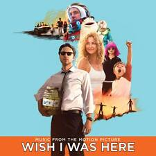 WISH I WAS HERE CD 2014 Soundtrack Bon Iver Cat Power Shins * NEW