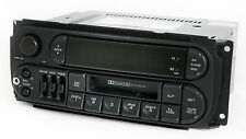 1998-02 Chrysler Dodge RBB Radio AMFM CS CD Control Aux Input P56038518AI Twin 7