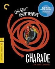 Charade [Criterion Collection] (2010, Blu-ray NEUF)