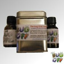 BUG OFF UV Cured Resin - The Bug that Bonds - TWIN PACK - Original and Light
