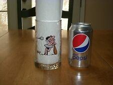 B.C. ICE AGE, CARTOON COMIC STRIP, By HART, Drinking Glass,Vintage 1981 Year