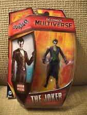 "DC COMICS MULTIVERSE 4"" ARKHAM ORIGINS JOKER FIGURE CDW41 *NEW*"